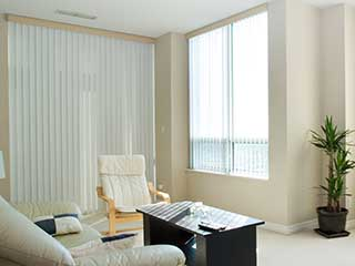 Affordable Vertical Blinds | Chula Vista CA